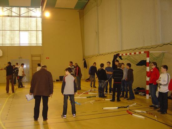 Passage de Flèches 21.11.2010